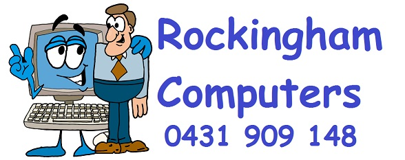 Rockingham Computers Logo