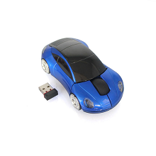 Blue Porche Mouse