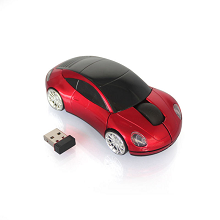Wireless Porche Mouse