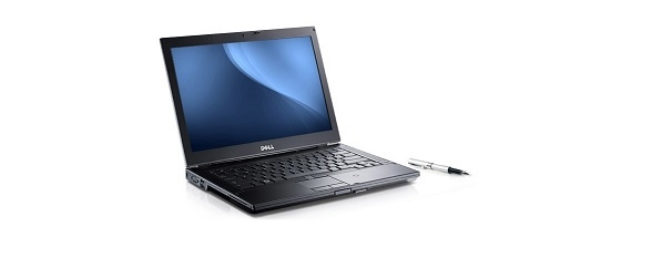 Dell E6510 Laptop - Core i5 520M, 2Gb RAM, 250Gb Drive, Win 7