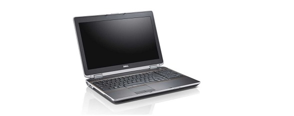 Dell E6430 Laptop - 3rd Generation i7 with 256Gb SSD