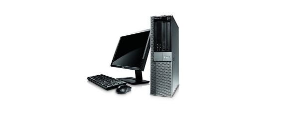 Dell Optiplex 980 - Core I3, 4Gb RAM, 320Gb Hard Drive, Win 7